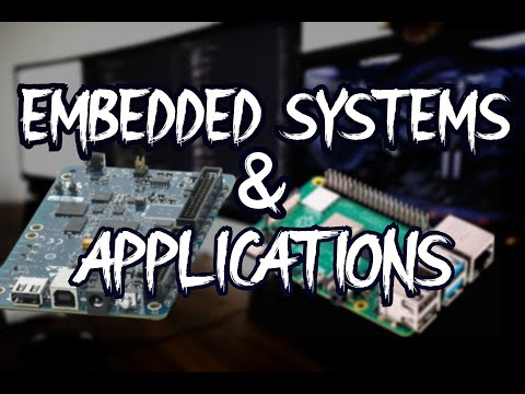 What Are Embedded Systems ? Their Applications ?