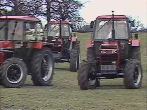 Case IH 94 Series Factory Video