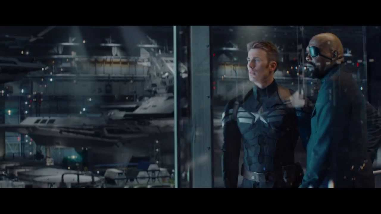 Captain America The Winter Soldier Feature Conspiracy Official Uk Marvel Hd