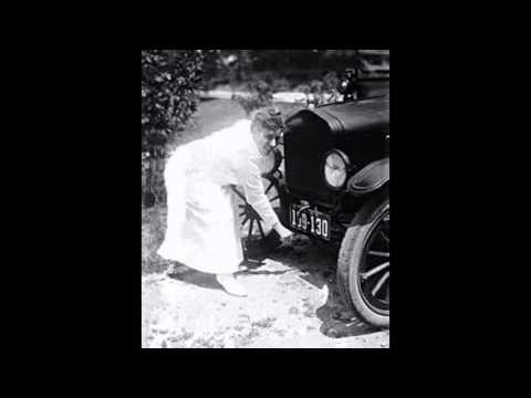 Miss Ada Jones compilation mix (1900's-1910's) - Edison records
