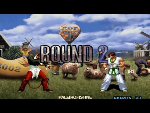KOF 2002 - Nikolai-保力達 VS 天造大神 (Tianzao) [17/10/2017]