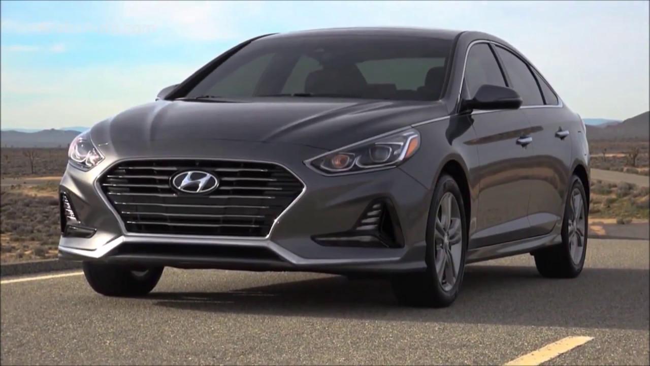 Hyundai Sonata هيونداي سوناتا 2018 Youtube