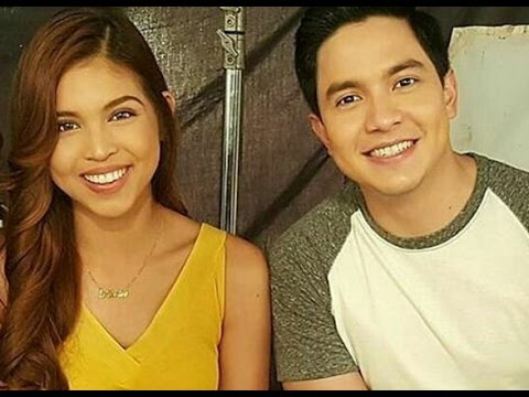 Eat Bulaga February 24 2017 Behind the Scenes Alden and Maine photoshoot and sweet moments