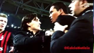 Эмоции после матча Милан - Ювентус