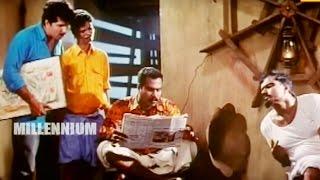 Kalabavanmani & Indrans Movie Comedy   Non Stop Malayalam Movie Comedy