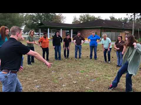 Tallahassee-Leon Federal Credit Union teambuilding third attempt