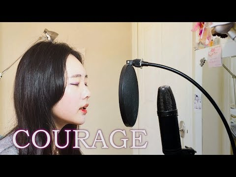 Sword Art Online OP2 - Courage Korean Full version ✿ Cover By Myumyu