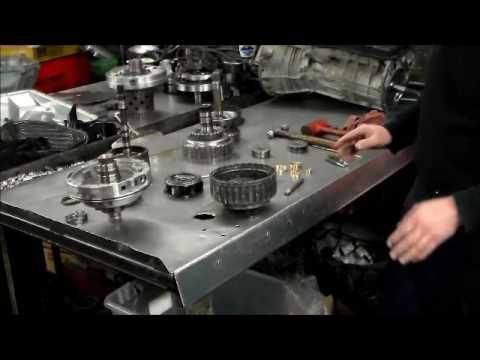 ZF6HP19 Bushing Kit Install