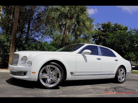 2012 Bentley Mulsanne Virtual Test Drive Youtube