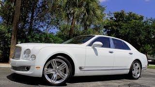 2012 Bentley Mulsanne: Virtual Test Drive