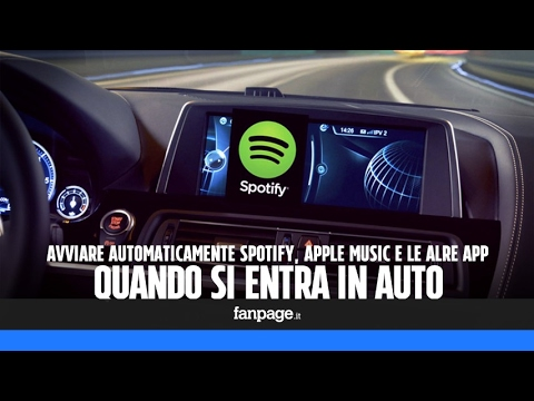 Avviare automaticamente spotify apple music o qualsiasi for Quando si raccolgono i melograni