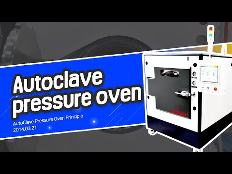 Autoclave- Principle of working