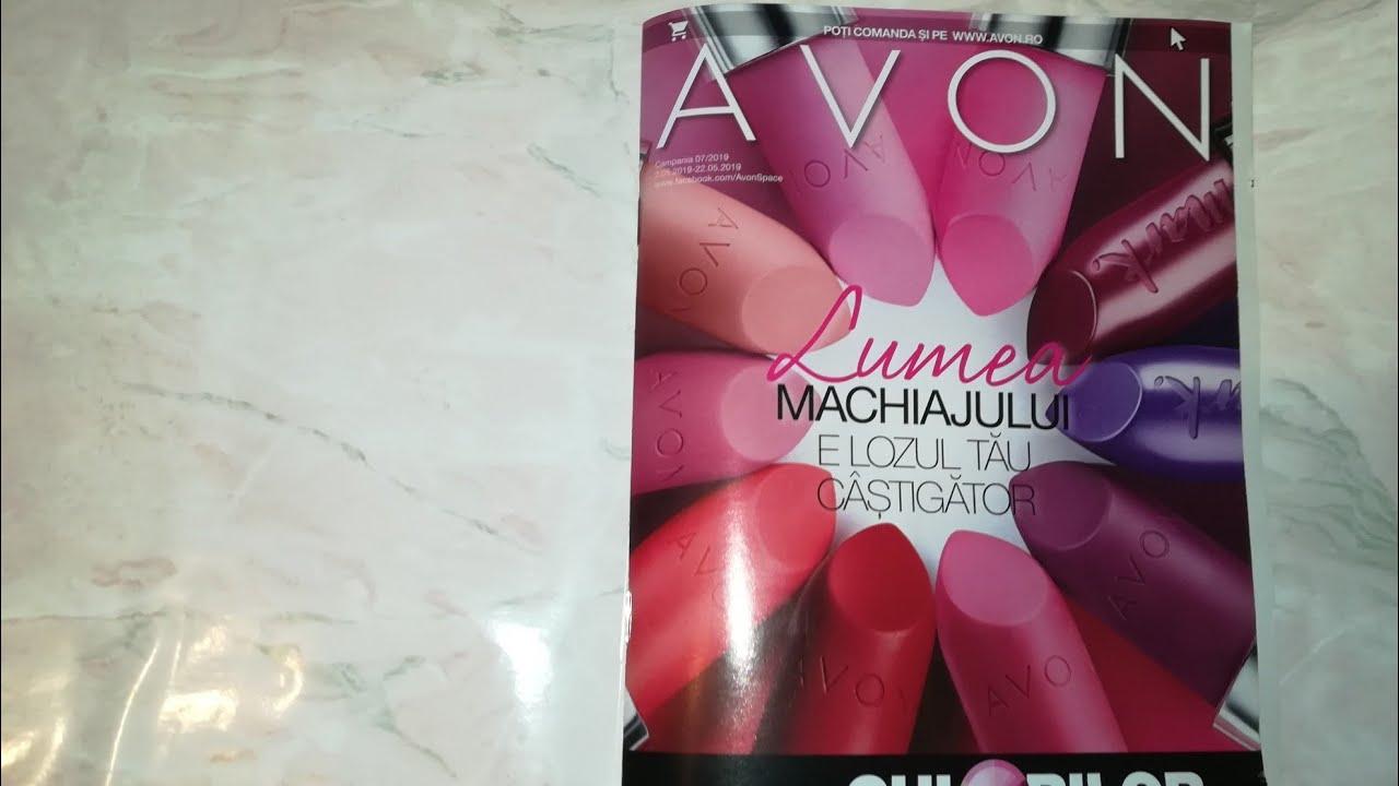 Catalog Avon C 72019 видео онлайн