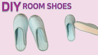 DIY Room shoes/Make room shoes…