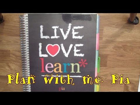 Plan With Me, July 11 - July 17 in SewMuchCrafting Inserts