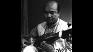 Ali Akbar Khan The 80 minute Raga Raga Kanara Prakaar