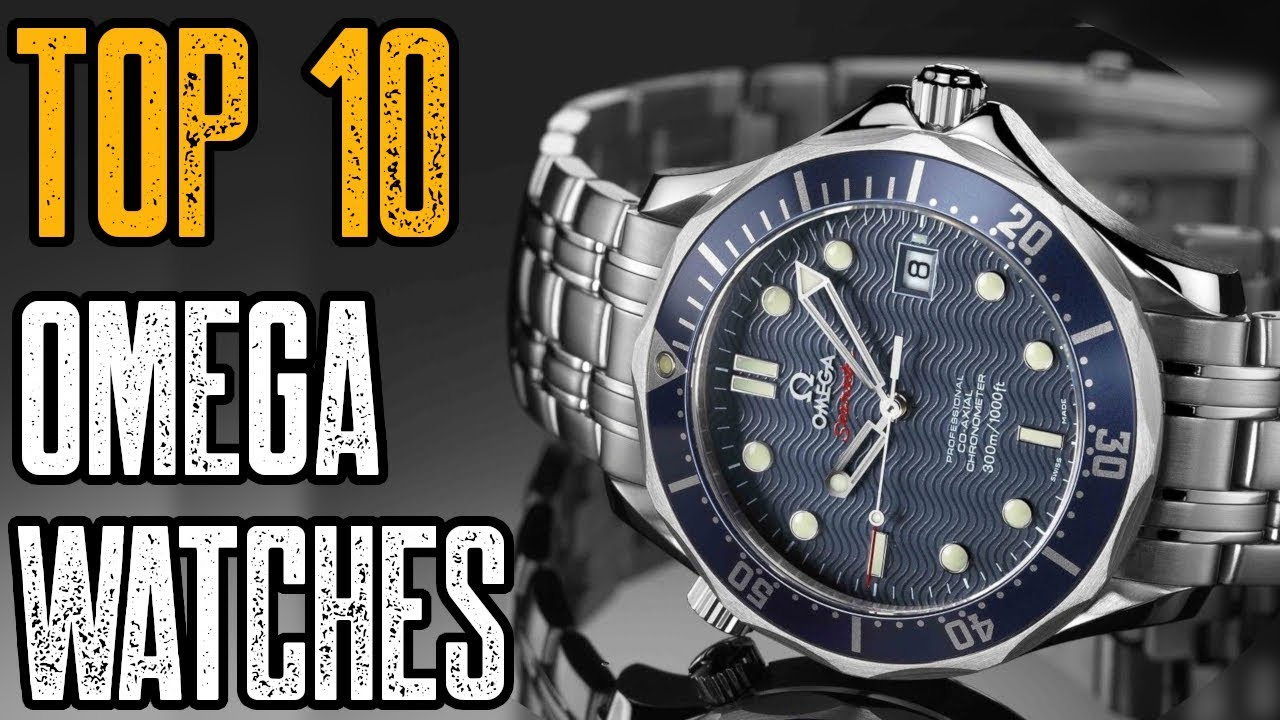Top 10 Best Omega Watches For Men To Buy 2019!