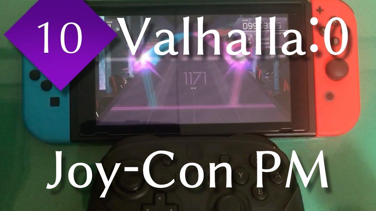 【早退しました】Valhalla:0 (FUTURE 10) Joy-Con PM(-14)【Switch版Arcaea】