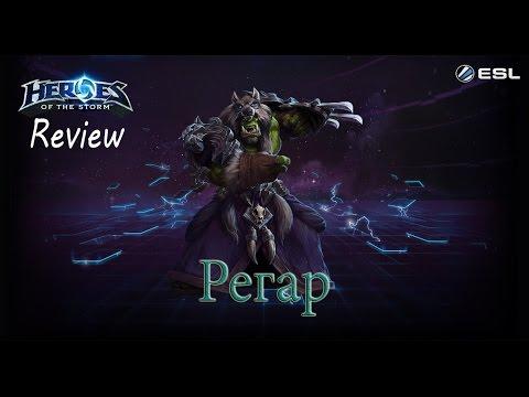 видео: heroes of the storm: Обзор-гайд (90 выпуск) - Регар