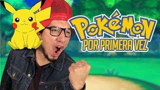 Mi primer Pokémon: Let's Go Pikachu