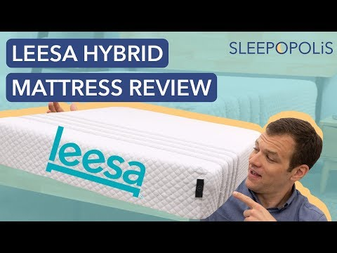 Leesa Hybrid Mattress Review 2019 Update (+ vs Casper and Bear Comparisons!)
