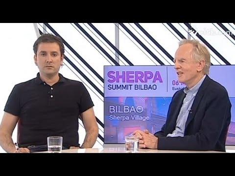Entrevista a John Sculley y Uribe-Etxebarria de Sherpa