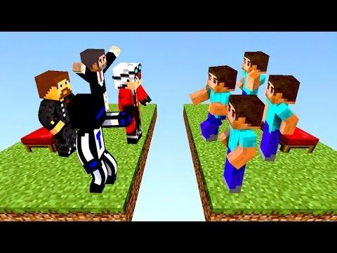 Папа РОБ и ЯРИК продолжают играть в #МАЙНКРАФТ Minecraft