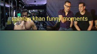 Salman khan funny moments