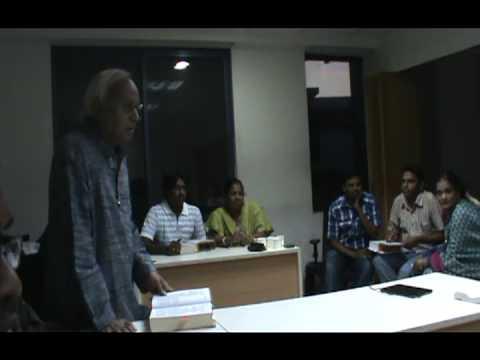 Bangalore Kamba Ramayana Study Circle::Class 001 (2/4)