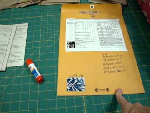 Tutorial: Sewing Pattern Storage - YouTube