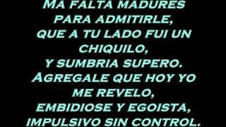 Aventura- El Perdedor ( letra )