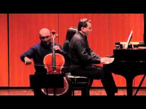 Brahms - Sonata Op.38, II and III movements