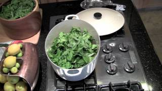 How To Make Greens - Best Recipe Ever!