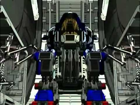 Zoids New Century Zero Episode 7
