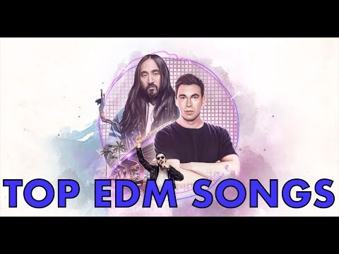 Top 20 EDM Songs of April 2018 (Week of Apr. 28)