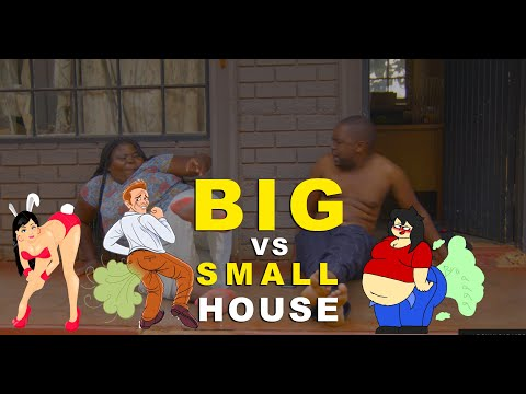 Download Big House vs Small House