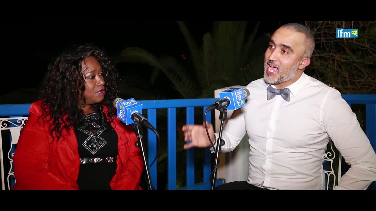 Samsung Blues Festival : Le palais d'Ennajma Ezzahra envoûté par la voix magnifique de Denise King.
