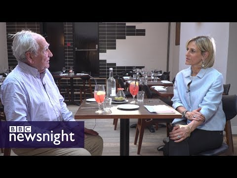 Emily Maitlis meets Sir David Butler - BBC Newsnight