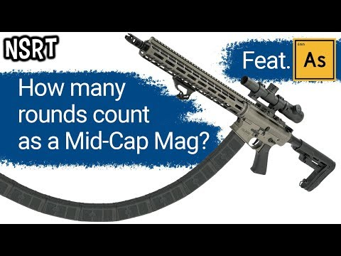 How Many Rounds Count as a Mid-Cap Magazine? Feat. Airsoftology - NSRT Season 3 Ep.5