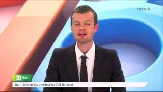 Le 7/8 Sports – Emission du lundi 20 octobre 2014