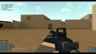 270 BFG Noscope | Phantom Forces ROBLOX