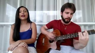 Mesmo Sem Estar - Luan Santana ft. Sandy (COVER) ft. Lara Ribeiro