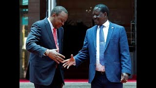 Woman sues over Uhuru-Raila deal