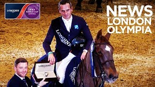 The final 4 in London Olympia: Epaillard with nerves of steel   Longines FEI World Cup™ Jumping