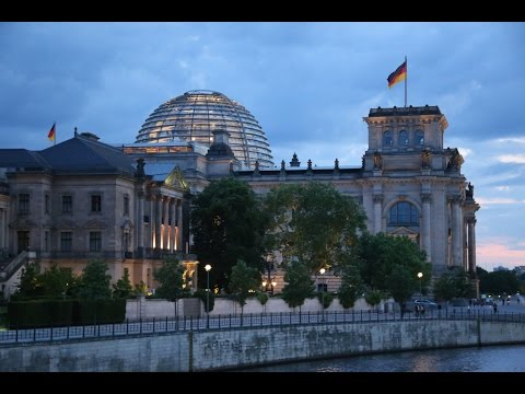 Berlin Then and Now Lecture