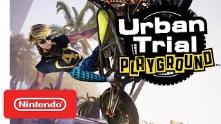 Urban Trial Playground Announcement Trailer - Nintendo Switch