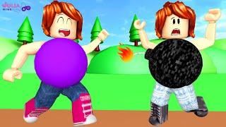 Roblox - BOLA OU BOMBA? (Epic Minigames)
