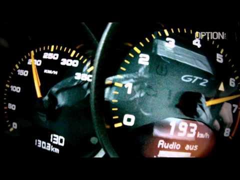 324 km/h en Ruf RT 12 R (Option Auto)