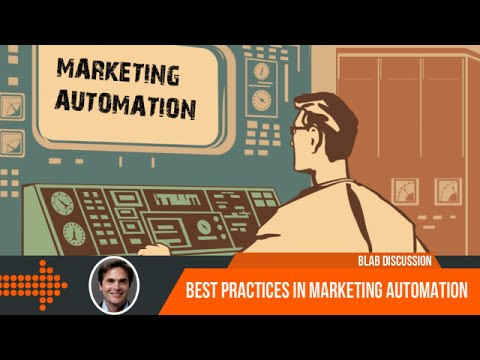 Best Practices in Marketing Automation