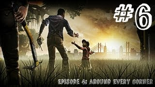 The Walking Dead - Episode 4 - Gameplay Walkthrough - Part 6 - WHERE ARE YOU? (Xbox 360/PS3/PC)